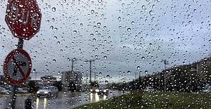 Hava durumu, Yağışlar geliyor