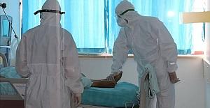 Koronavirüs#039;de gerileme devam...