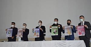 Bafra'da Covid19 aşısı bilgilendirme toplantısı
