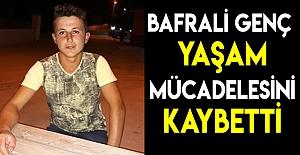 Bafralı Genç Hayatını Kaybetti