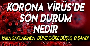 Korona virüs#039;de son durum ne