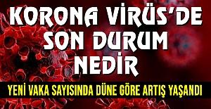 Korona virüs#039;de son durum nedir