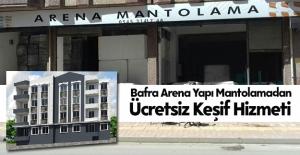 Arena Yapı Mantolama olarak Ücretsiz...