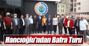 Hancıoğlu#039;ndan Bafra Turu