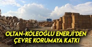 Oltan-Köleoğlu Enerji'den çevre korumaya katkı