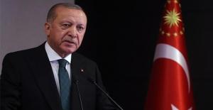 Erdoğan'dan yangınlarla ilgili açıklama