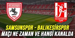 Samsunspor maçı ne...