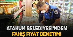 Atakum Belediyesi Fahiş Fiyatları...