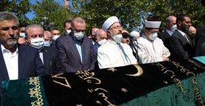 Erdoğan, Asiltürk'ün cenaze törenine katıldı