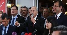 Samsun'da CHP MYK'nin 100. Yıl Bildirgesi