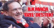 Başkan Demir'den Samsunspor taraftarına müjde
