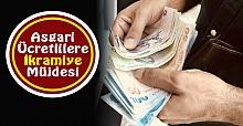 Asgari Ücretlilere 3 ayda bir ikramiye!.