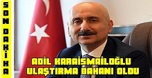 Ulaştırma Bakanı Cahit Turhan Görevinden Alındı