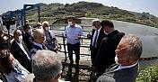 """İmamoğlu'ndan """"Melen Barajı"""" İsyanı"""