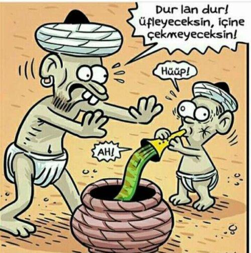 haber ovasi karikatür