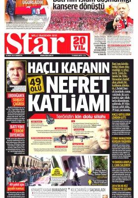 Samsun Sondakika Haberleri | Bafra Haber  - 16.03.2019 Manşeti