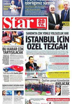 Samsun Sondakika Haberleri | Bafra Haber  - 18.04.2019 Manşeti