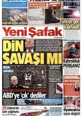 Bafra Haber | Samsun Haber  - 06.01.2020 Manşeti