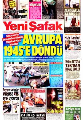 Bafra Haber | Samsun Haber  - 06.04.2020 Manşeti