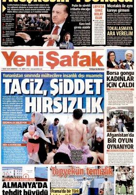 Bafra Haber | Samsun Haber  - 07.03.2020 Manşeti