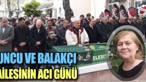 Fatma Balakçı vefat etti