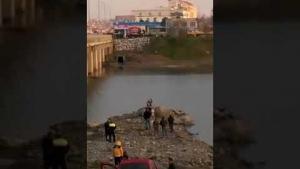 Bafra'da bir kişi kendini öldürmek istedi