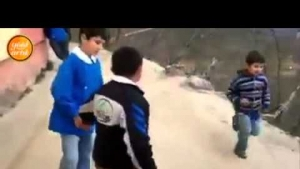 Karadeniz'de Horon tepen çocuklar