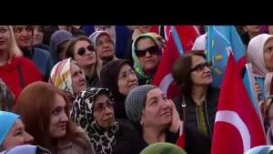 Meral Akşener Samsun'da sert çıktı
